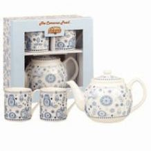 Penzance Tea for Two in Giftbox